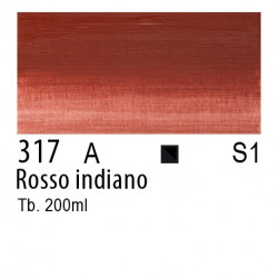 317 - W&N Winton Rosso indiano