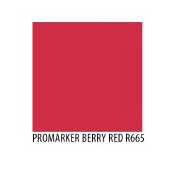 Promarker berry red r665