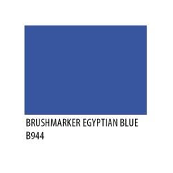 Brushmarker Egyptian Blue B944
