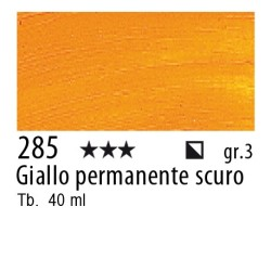 285 - Rembrandt Giallo permanente scuro