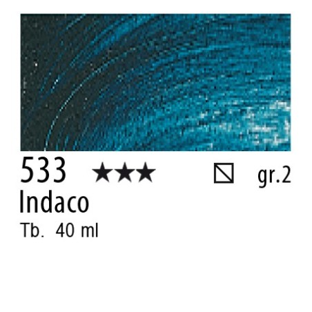 533 - Rembrandt Indaco