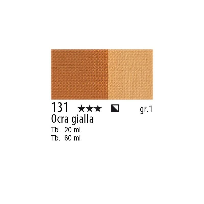 131 - Maimeri Olio Artisti Ocra gialla