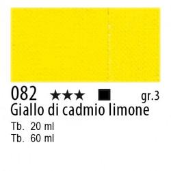 082 - Maimeri Olio Classico Giallo di cadmio limone