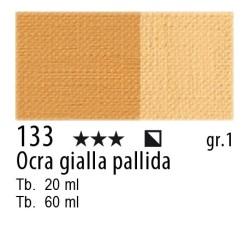 133 - Maimeri Olio Artisti Ocra gialla pallida