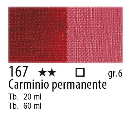 167 - Maimeri Olio Artisti Carminio permanente