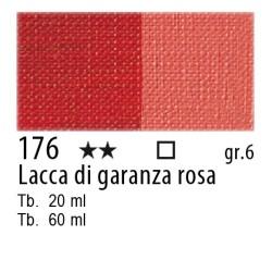 176 - Maimeri Olio Artisti Lacca di garanza rosa