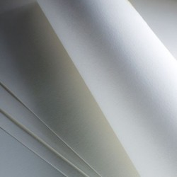 Fabriano Watercolour grana fina, confezione da 8 fogli, cm 50x70, 200gr/mq