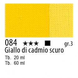 084 - Maimeri Olio Classico Giallo di cadmio scuro
