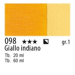098 - Maimeri Olio Classico Giallo indiano