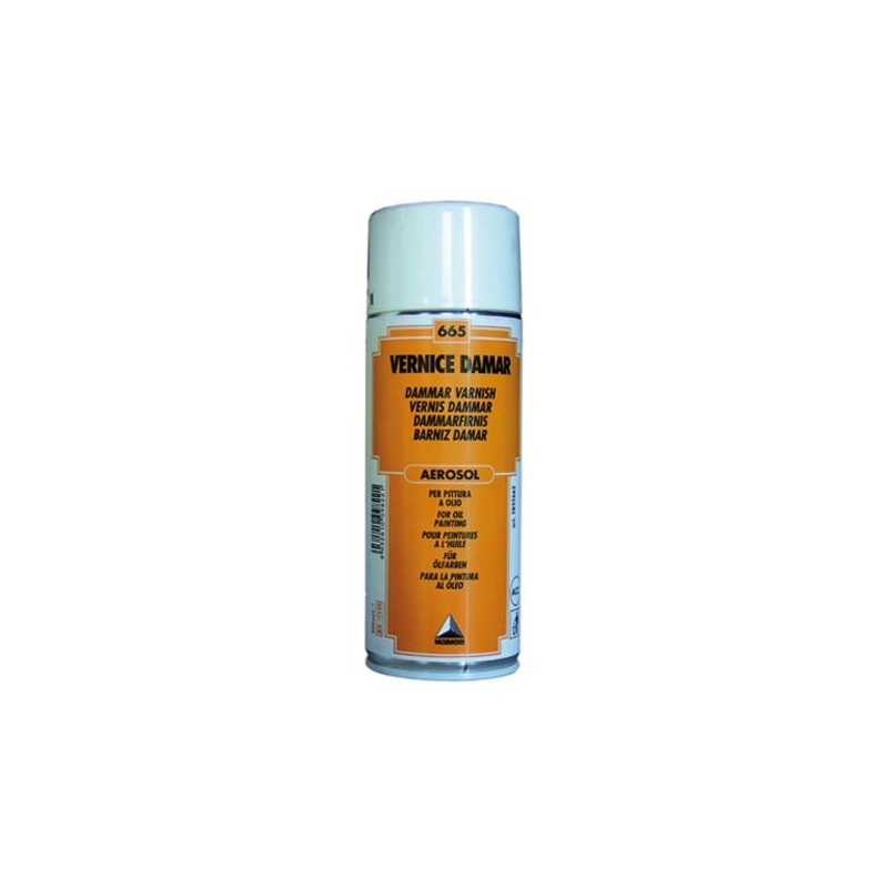 Vernice Damar Spray Maimeri