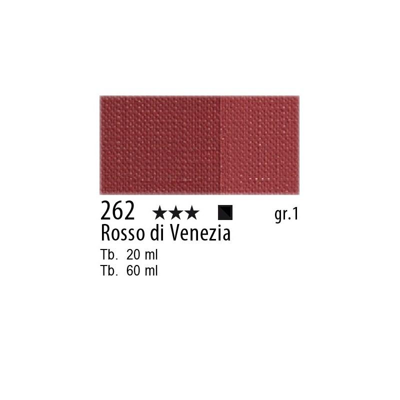 262 - Maimeri Olio Artisti Rosso di Venezia