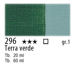 296 - Maimeri Olio Artisti Terra verde