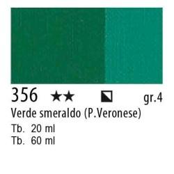 356 - Maimeri Olio Artisti Verde smeraldo (P. Veronese)
