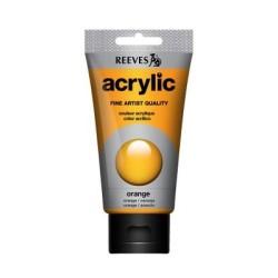 150 - Reeves Acrylic Arancio