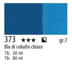 373 - Maimeri Olio Artisti Blu cobalto chiaro