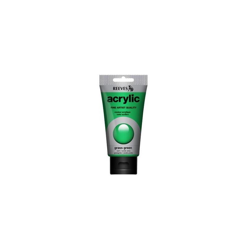 440 - Reeves Acrylic Verde elba