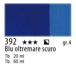 392 - Maimeri Olio Artisti Blu oltremare scuro