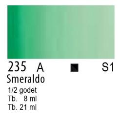 235 - W&N Cotman Smeraldo