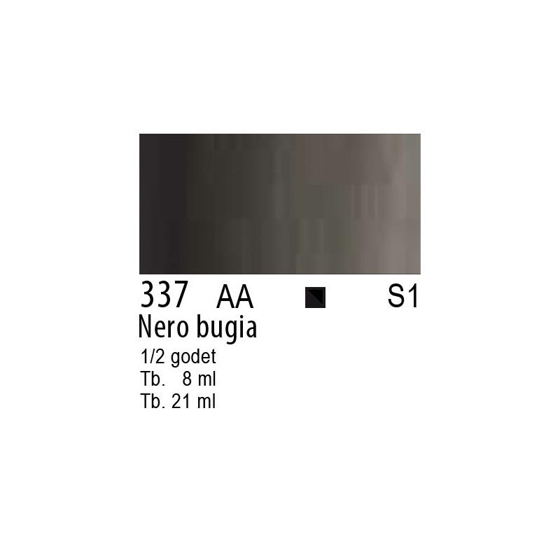 337 - W&N Cotman Nero bugia