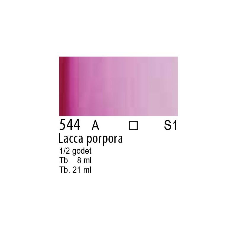 544 - W&N Cotman Lacca porpora