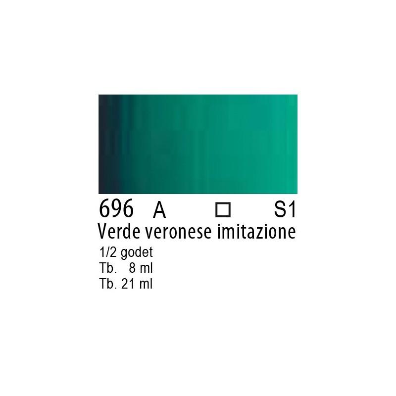 696 - W&N Cotman Verde Veronese imit.