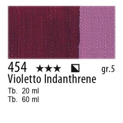 454 - Maimeri Olio Artisti Violetto Indathrene