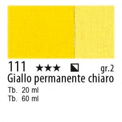 111 - Maimeri Olio Classico Giallo permanente chiaro
