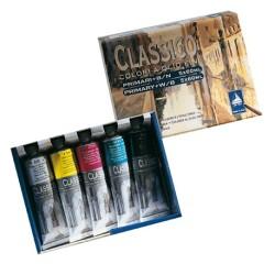 Maimeri scatola primari olio Classico 5 tubi 60ml