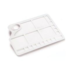 Tavolozza in plastica CM.23,7X34,4