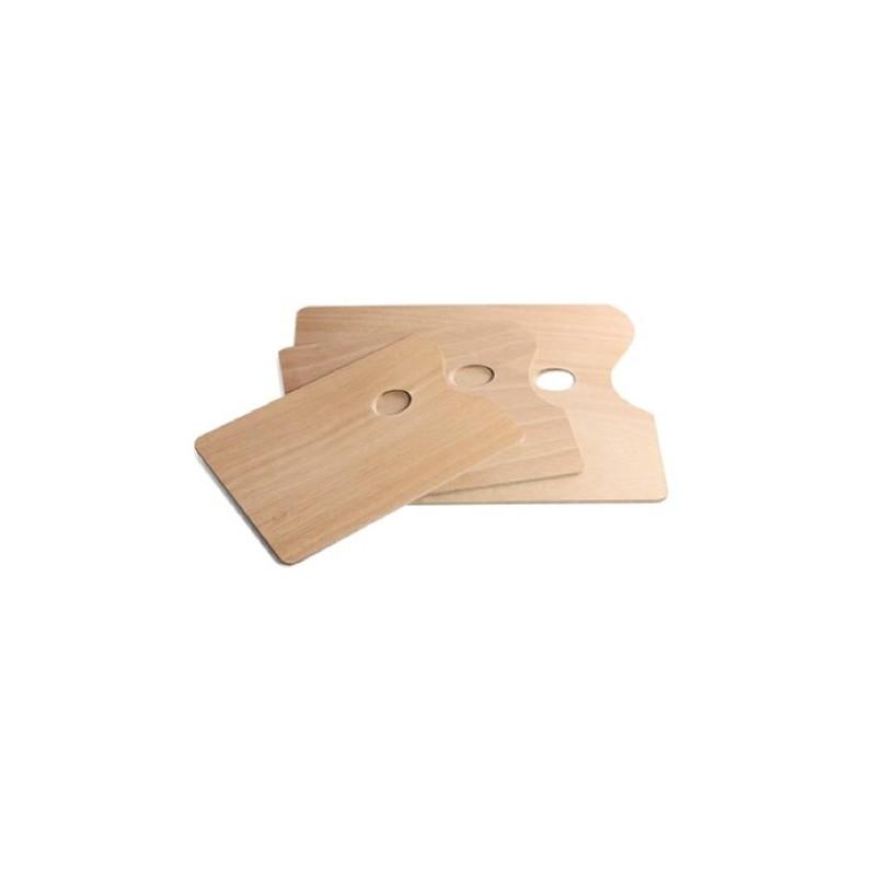 Tavolozza in legno CM.40X50