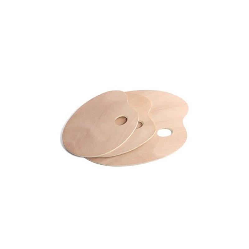 Tavolozza in legno CM.20X30
