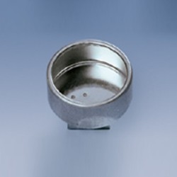 Scodellino singolo in metallo per tavolozza