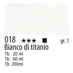 018 - Maimeri Olio Classico Bianco di titanio