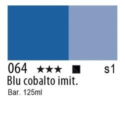 064 - Lefranc Flashe Blu cobalto imit.
