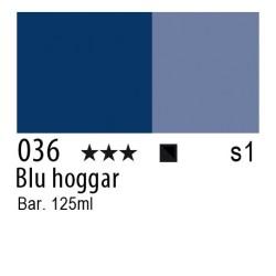 036 - Lefranc Flashe Blu hoggar