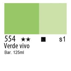 554 - Lefranc Flashe Verde vivo