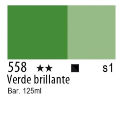 558 - Lefranc Flashe Verde brillante