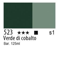 523 - Lefranc Flashe Verde di cobalto