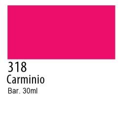 318 - Talens Ecoline carminio
