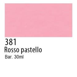 381 - Talens Ecoline rosso pastello