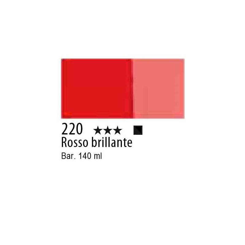 220 - Maimeri Polycolor Rosso brillante