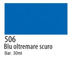 506 - Talens Ecoline blu oltremare scuro