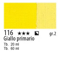 116 - Maimeri Olio Classico Giallo primario