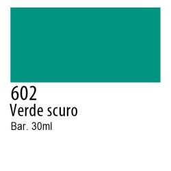 602 - Talens Ecoline verde scuro