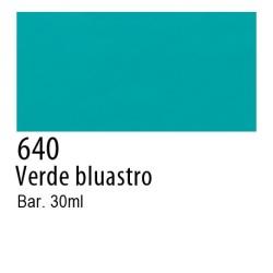 640 - Talens Ecoline verde bluastro