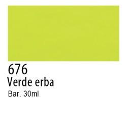 676 - Talens Ecoline verde erba