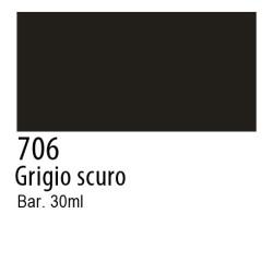 706 - Talens Ecoline grigio scuro