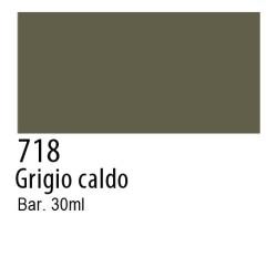 718 - Talens Ecoline grigio caldo