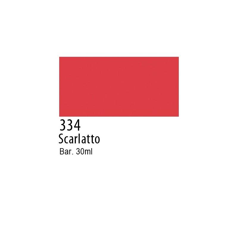 334 - Talens Ecoline scarlatto