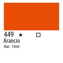 449 - Inchiostro colorato W&N Arancio